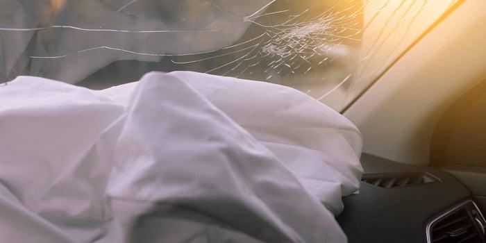 Unfall mit einem Elektroauto